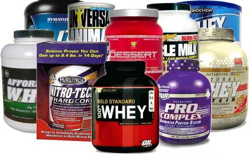 protein under træning