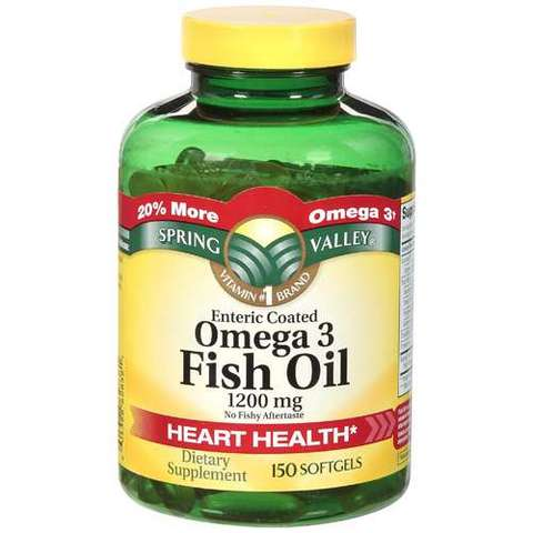 recommended supplements part 2 omega 3 fatty acids