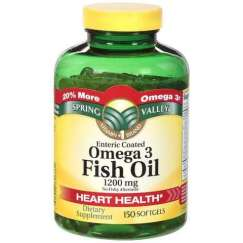 Recommended supplements part 2 omega 3 fatty acids for Fish oil vitamins benefits