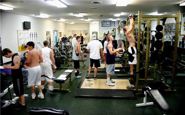 strength testing | Athletic Performance Training Center