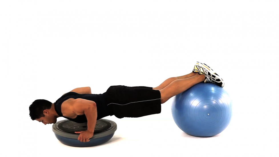 Core Exercises With Weights Most Body-weight Exercises