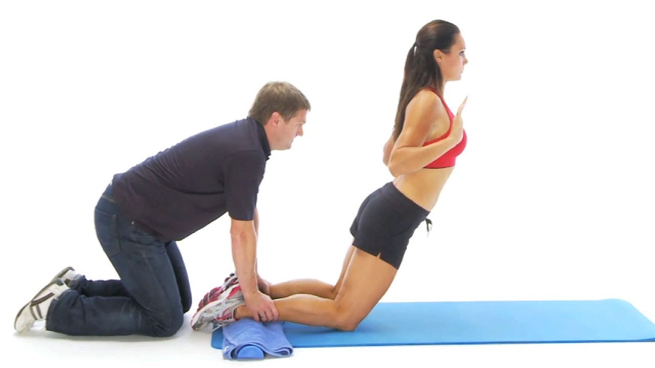Posterior Chain Exercises Athletic Performance Training
