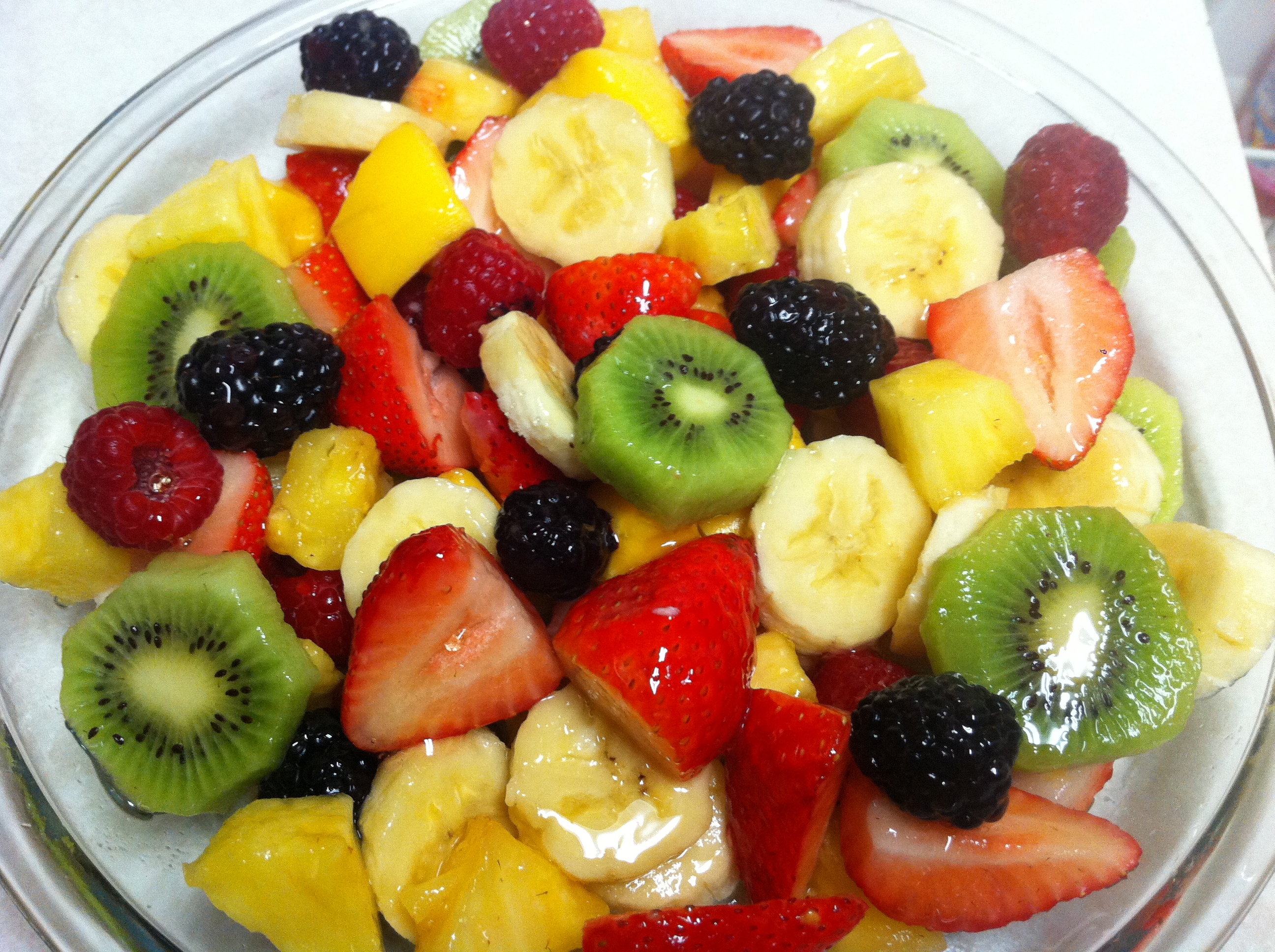 fruits with vitamin c make ahead fruit salad