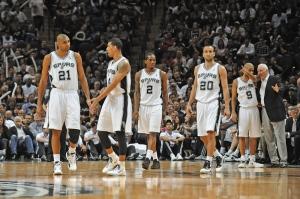 San Antonio Spurs -- The Epitome of Unselfish, Team Play