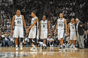 San Antonio Spurs -- The Epitome of Unselfish, Team Play